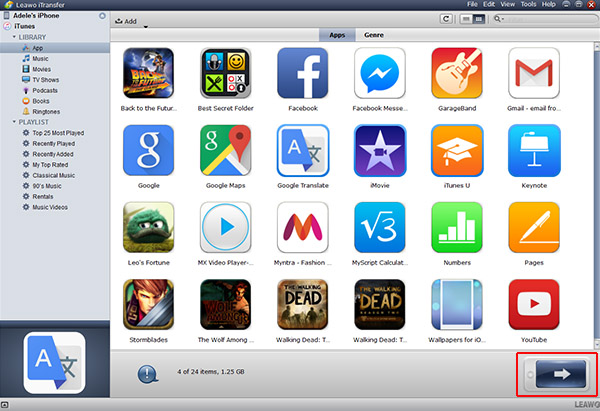 how to play an iphone app on pc