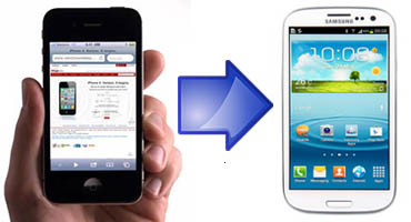 transferir datos desde tu iPhone a un Android