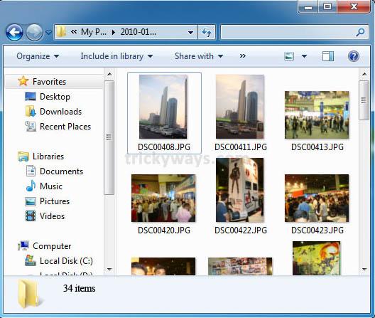 fotos desde el iPhone al PC