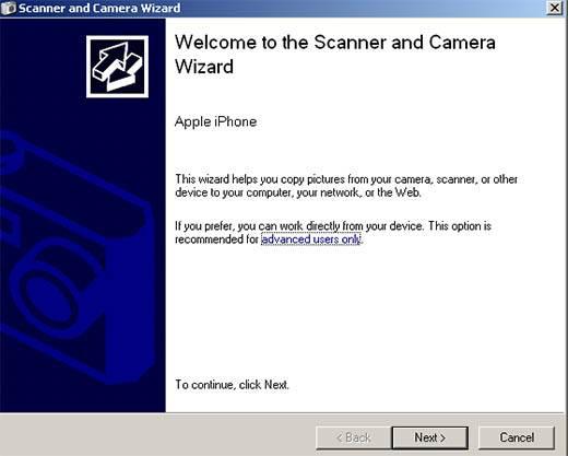 pasar fotos de iphone a pc windows xp