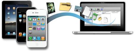 transferir archivos entre el iPhone y PC